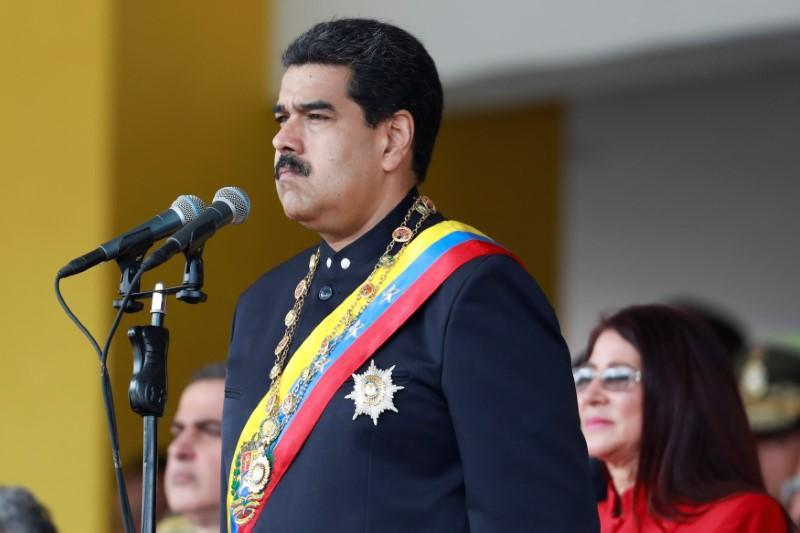 سربازان تیشرتپوش مسئولیت ترور مادورو را بر عهده گرفت