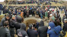 مراسم تشییع و خاکسپاری پیکر سیامند رحمان برگزار شد