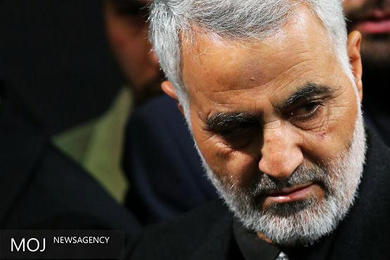 ادعا روزنامه سعودی عکاظ درباره سردار سلیمانی