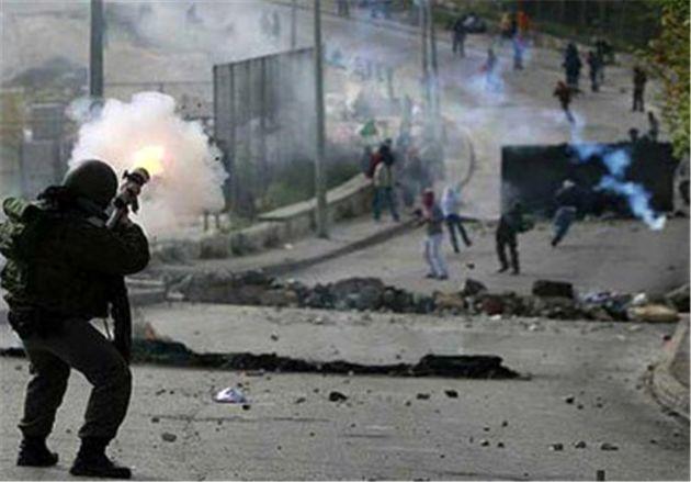 شهادت یک دختر فلسطینی پس از عملیات استشهادی