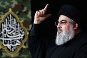 سیدحسن نصرالله گفت رهبر ایران را تنها نمی گذارد