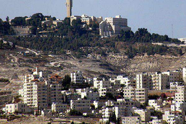 شهرک سازی در اراضی اشغالی فلسطین به شدت افزایش یافته است