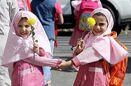 حضور 104 هزار پایه اولی در جشن شکوفه های خوزستان
