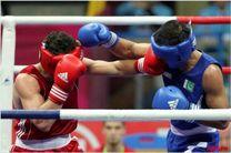 حذف بوکسور 64 کیلوگرم ایران از مسابقات آسیایی