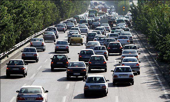 کاهش 11 درصدی تردد در محورهای مواصلاتی استان اردبیل