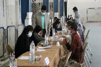حضور بیش از 80 نفر از قضات در زندان مرکزی یزد
