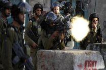 حمله نظامیان رژیم صهیونیستی به کرانه باختری