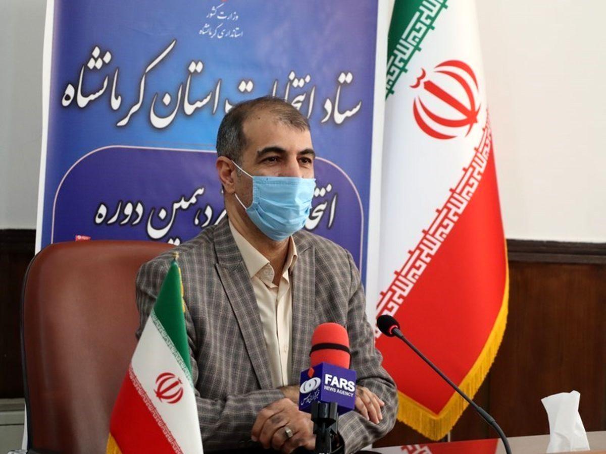 داوطلبین شوراهای شهر و روستا در کرمانشاه به ۱۰ هزار نفر رسید