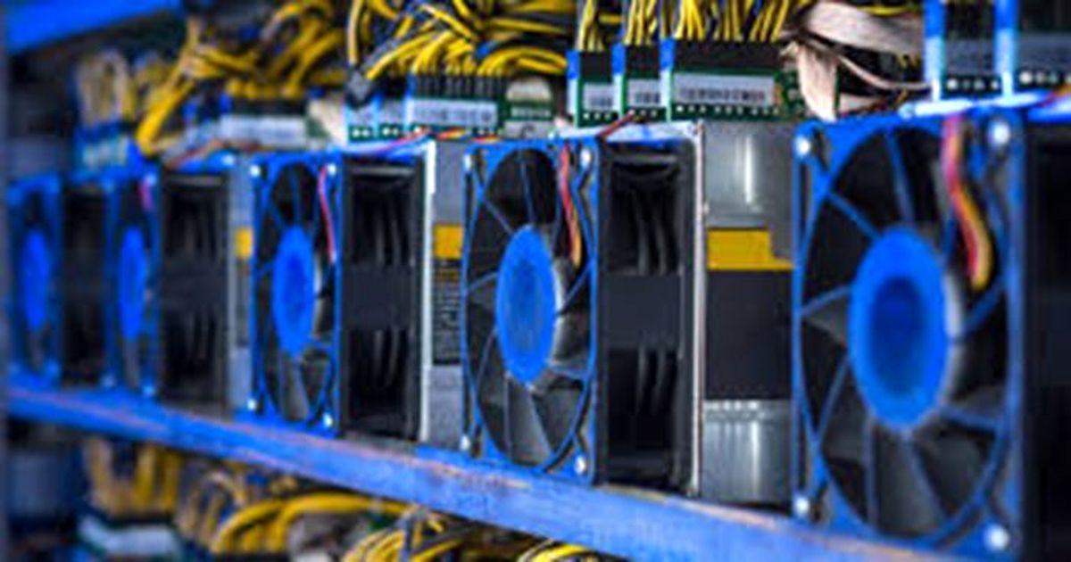مزرعه استخراج ارز دیجیتال در شمس آباد کشف شد
