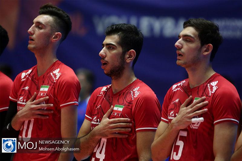 پخش زنده بازی والیبال ایران و فرانسه از شبکه سه سیما
