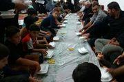 برپایی سفره های افطاری در محروم ترین نقاط کشور