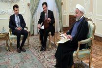 مصممیم روابط و مناسبات دیرینه ایران و ایتالیا دوستانه باقی بماند