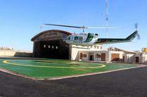 افتتاح همزمان 5 پایگاه اورژانس هوایی در کشور