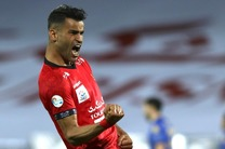 نتیجه بازی پرسپولیس و استقلال در دربی 95/  اولین برد گل محمدی در دربی