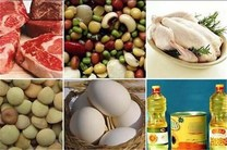 ۴۷ هزار تن کالای اساسی در تالار محصولات کشاورزی عرضه شد