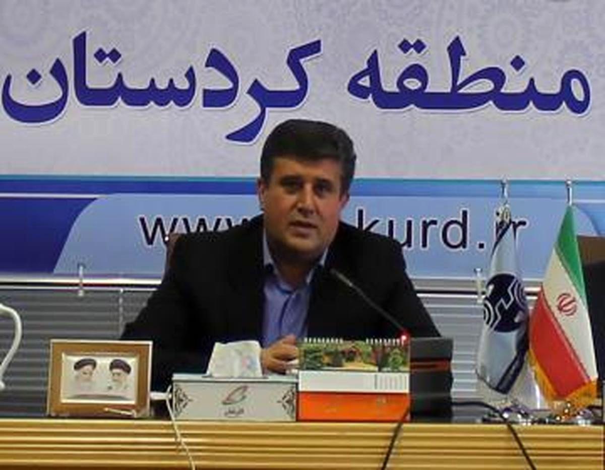 رشد 65.5 درصدی حجم مصرف اینترنت روزانه در هفته در کردستان
