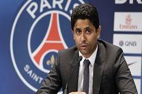 واکنش ناصر الخلیفه به شایعات حضور نیمار در رئال مادرید