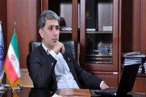 عیادت مدیرعامل بانک ملی ایران از همکاران جانباز