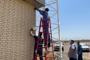 راه اندازی سیستم پایش تصویری ایستگاه های مخابراتی ارسنجان-کرمان