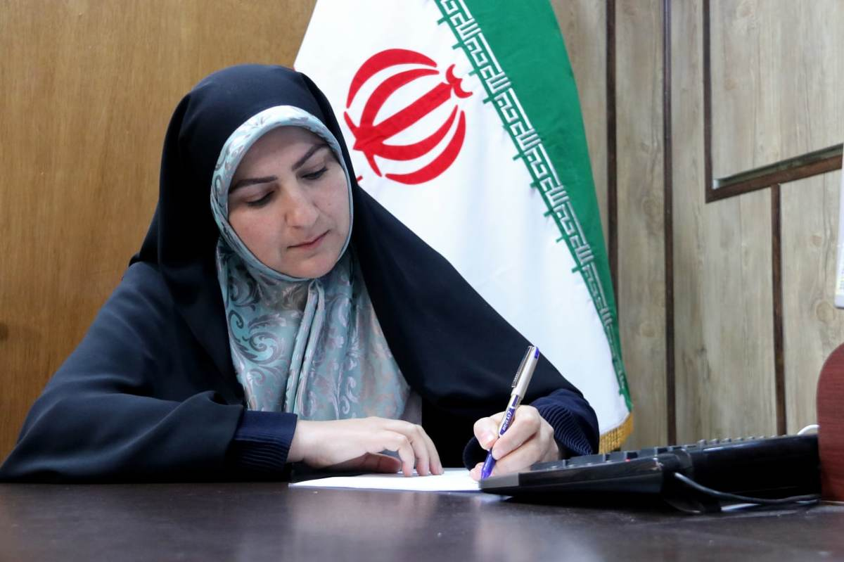 مدیرکل امور بانوان و خانواده استانداری یزد پیامی صادر کرد