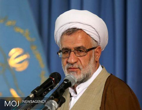 رئیس سازمان قضایی نیروهای مسلح به سردار باقری تبریک گفت