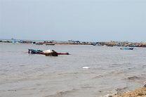 جسد نخستین مفقودی طغیان آب دریا در دیر کشف شد