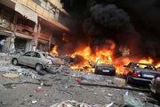 انفجار انتحاری در شهر ادلب