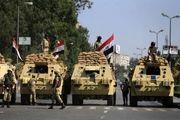 درگیری مسلحانه ارتش مصر با عوامل داعش در صحرای سینا