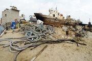 انهدام خط لوله 29 هزار متری انتقال سوخت قاچاق در سواحل میناب