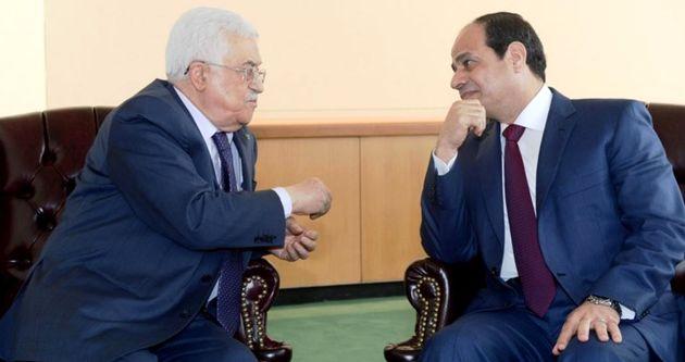 دلیل لغو سفر محمود عباس به مصر اعلام نشد