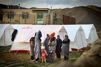 اسکان اضطراری بیش از 7 هزار نفر در مناطق زلزله زده