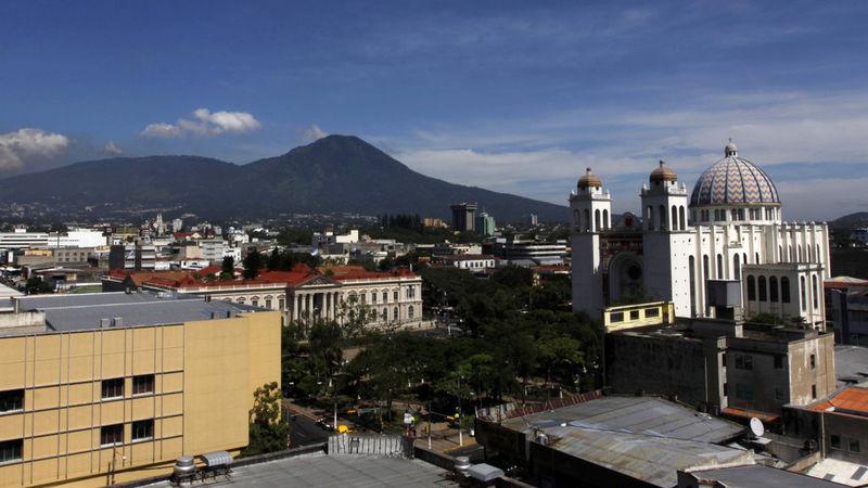 زلزله 6.6 ریشتری سواحل السالوادور را لرزاند