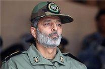 سرلشکر موسوی از یگان های منطقه عملیاتی جنوب کشور بازدید کرد