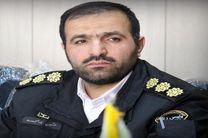 رتبه اول پلیس راه اصفهان در کاهش تصادفات فوتی جاده های روستایی کشور