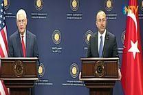 چاووش اوغلو: اکنون بیش از هر زمانی نیاز به دوستی میان ترکیه و آمریکا احساس میشود