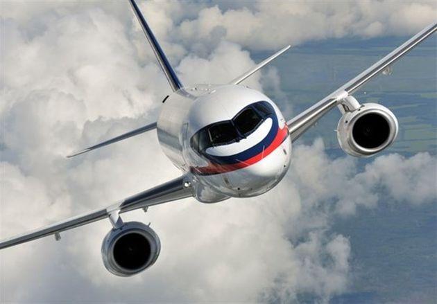 ایران و روسیه در مورد هواپیمای مسافربری سوخو مذاکره کردند