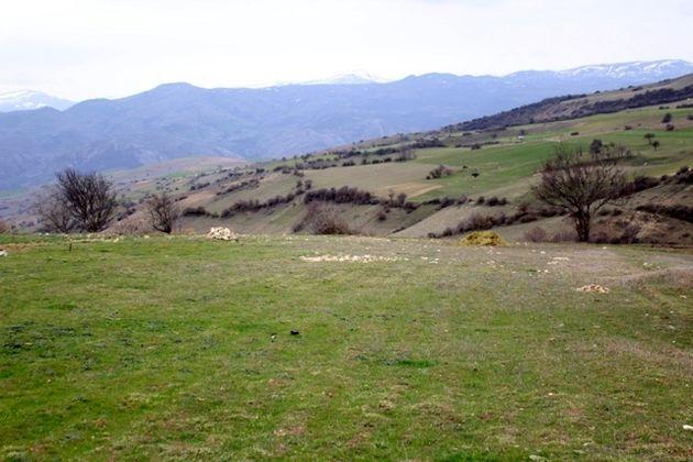 رفع تصرف 45 هزار متر از اراضی ملی در سیاهکل
