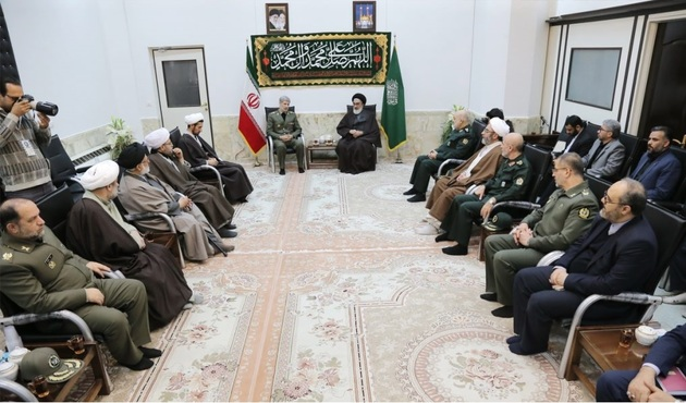 دشمنان از رشد نیروهای مسلح بدون نیاز به کشورهای دیگر هراسان هستند