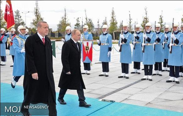 اردوغان به دنبال آشتی با پوتین است