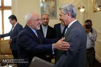 دیدار کمیسر عالی سازمان ملل متحد با ظریف