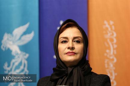 هشتمین روز سی و هفتمین جشنواره فیلم فجر/مریلا زارعی