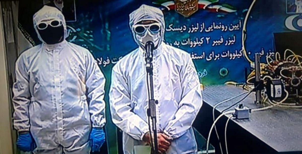 شوخی رئیس جمهور با استاندار البرز