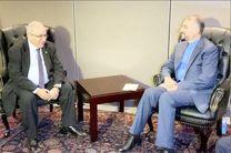 درخواست امیرعبداللهیان برای تشکیل جلسه کمیته سیاسی مشترک ایران_الجزایر