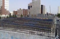 پیشرفت ۳۰ درصدی پروژه شهیدان محمودنژاد