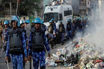 ۲۰ معترض در جریان اعتراضات به سفر ترامپ به هند کشته شدند