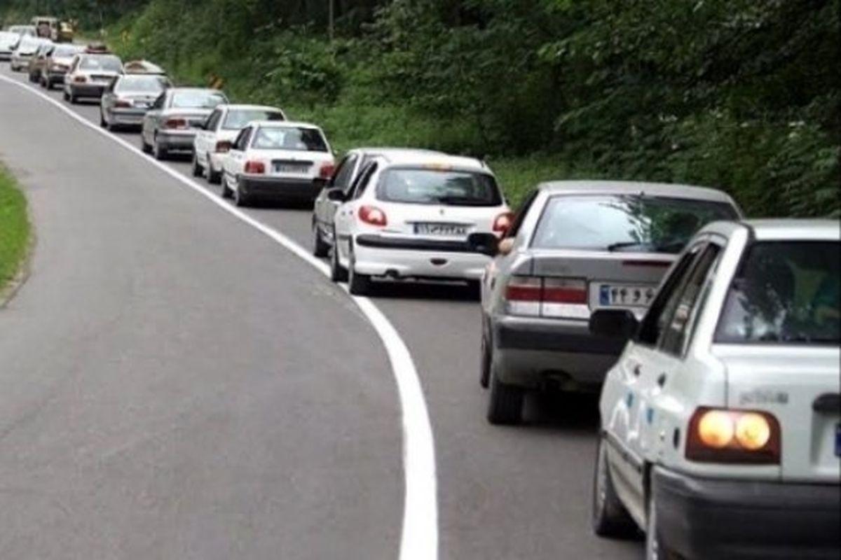 آخرین وضعیت جوی و ترافیکی جاده های کشور در ۴ فروردین ۱۴۰۰