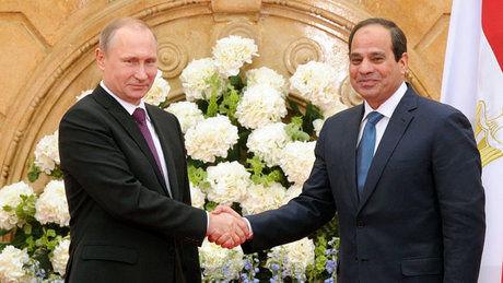 قرارداد ساخت نیروگاه هستهای دبعا در مصر به امضا رسید