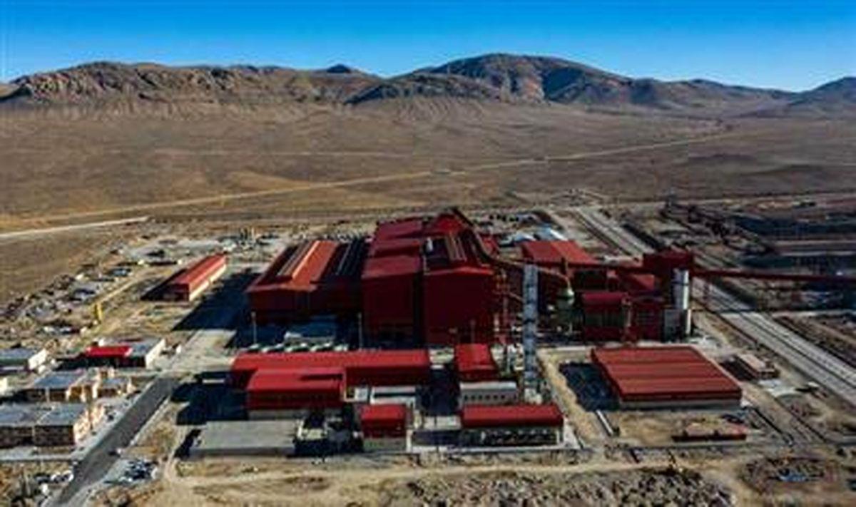 پیشرفت ۸۷ درصدی پروژۀ فولادسازی در شرکت فولاد سفیددشت