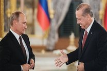تاریخ دیدار اردوغان و پوتین در مسکو اعلام شد