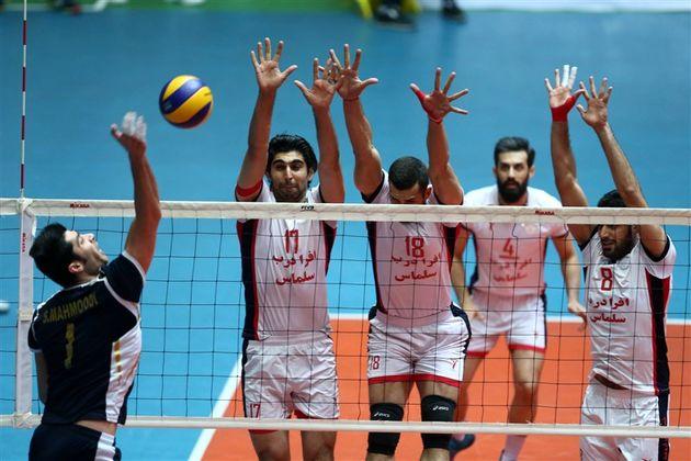 آغاز سی و یکمین دوره لیگ برتر والیبال ایران از فردا